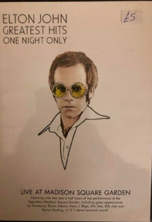 Elton John - Greatest Hits One Night Only (DVD)
